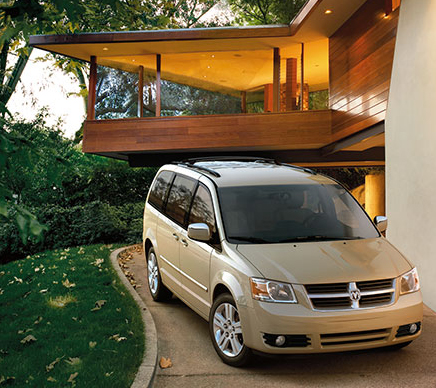 Dodge Grand Caravan Hybrid Picture Number 34